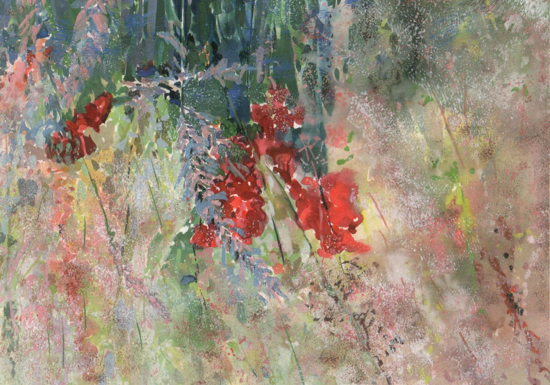 Rosemary's Garden © Dee Mackenzie